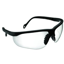 Black Eye Safety Goggles, Packaging Type: Box