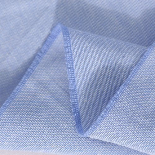 Cotton And Also Available In Poly Cotton Plain Shirting Transport Uniform Fabric