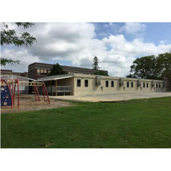 Steel Prefabricated School Building