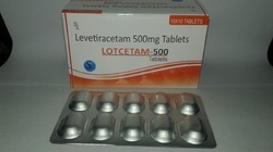 Levetiracetam 500mg Tab