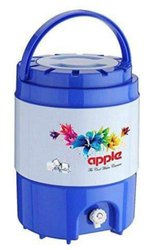 Water Dispenser Plastic Apple Water Jug 18 Liter, Capacity: 20 Litres, for Home