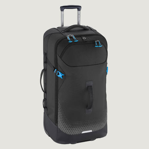 25cce1eb8 Black Trolley Travel Bag, Weight: 4.2kg, Rs 700 /piece, Plasticrafts ...