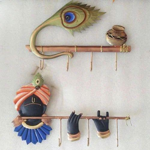 Brass Fashion Knack Wall Hanging Key Holder b3ada2a96