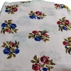 Stylish Printed Rayon Dress Fabric