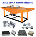 Cover Block Making Machine