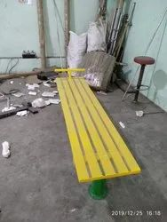Stainless Steel Yellow ABB Trainer Roller