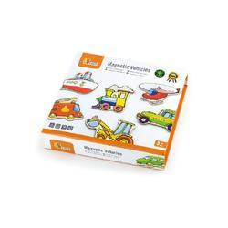 Magnetic Vehicles