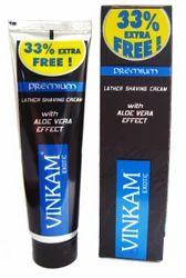 Vinkam Exotic Shaving Cream