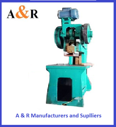 ARMS 20 Ton Slipper Making Machine