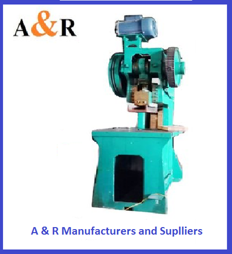 ARMS 20 Ton Slipper Making Machine