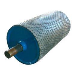 MS Drum Pulley, Capacity: 0.5 Ton