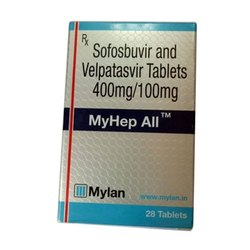 Sofobuvir and Velpatasvir Tablets