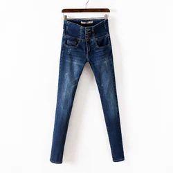 Denim Regular Fit Ladies Jeans