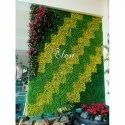 Elen Green, Yellow Artificial 40 X 60 Cm Vertical Wall For Decoration