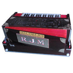 11 Scale 3 Line Harmonium With Coupler special quality harmonium