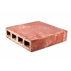Brown Roof Tile, Dimensions: 230 X 230 X 50mm