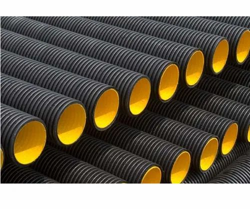 HDPE Pipes - Aspra Group Double Wall Corrugated (DWC) HDPE