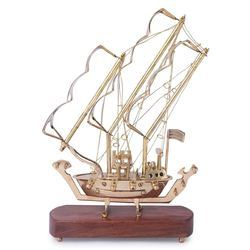Stainless Steel Antique Boat