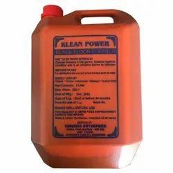 Kleanpower Black Floor Cleaner, Packaging Type: Can
