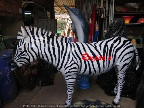Zebra Animal Statue