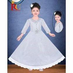 Lamba Round Girls Stylish Formal Wear Dress