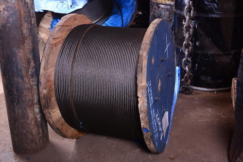 And Stainless Steel General Engineering Wire Rope Usha Martin Make ...