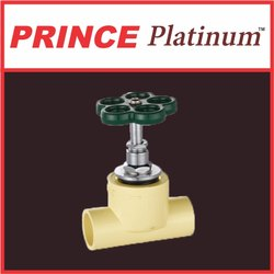 Prince CPVC Fittings Stop Valve