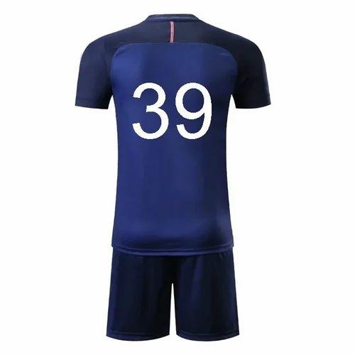 bd6fb698f40 KD Soccer Football Custom Jersey Set, Rs 699 /piece, KD Sports ...