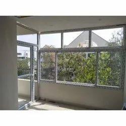 Sliding Residential UPVC Combination Window