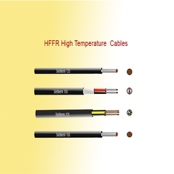HFFR High Temperature Cables