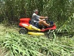 Agriculture Rideon Brushcutter Lawn Mower for Forest Clearing