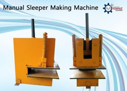 VMS-M Manual Slipper Making Machine