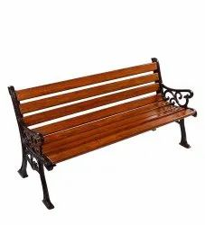 Cast Iron Legs FRP Garden Bench