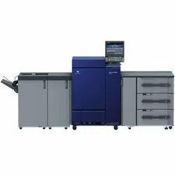 Konica Minolta AccurioPress C6100 Color Production Print System