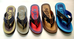 Casual Fabrication Slippers, Size: 6+10