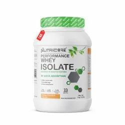 Nutricore Whey Isolate American Icecream 1 Kg