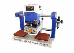0606 Linear Sticker Transfer Heat Press Machine