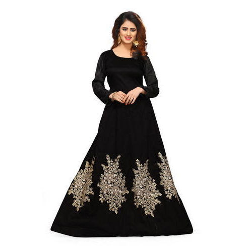 8edc9af35b Designer Ladies Gown at Rs 550 /piece | लॉन्ग गाउन - I ...