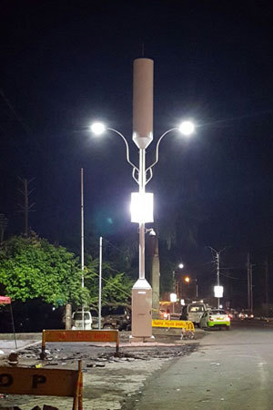 Smart city add light pole 5 in 1 at rs 300000 set light pole smart city add light pole 5 in 1 aloadofball Gallery