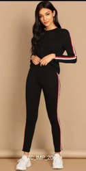 Zadine Sports 2 Pcs Set Of Tops And Jeggings