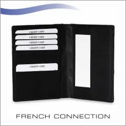 French Connection Passport Folder