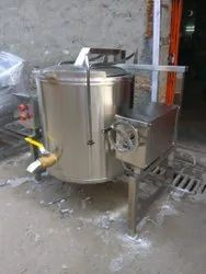 Bulk Cooker Gas operated 150ltr