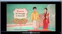 2D Wedding Invitation Animation Video Service