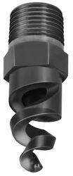 Plastic Spiral Spray Nozzle