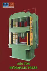 250 Ton Press