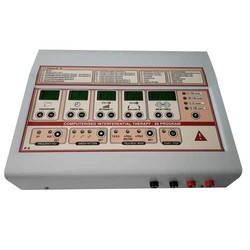 Computerised Interferential Therapy Machine