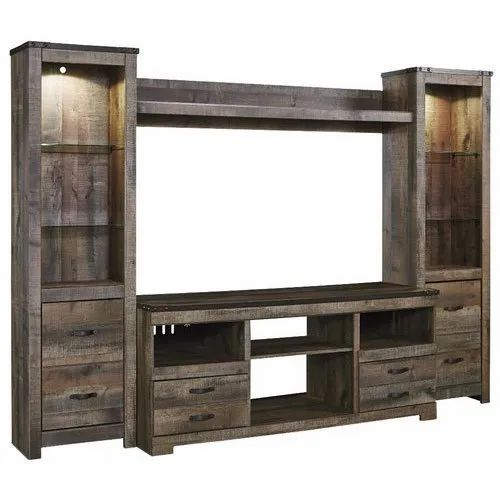Living Room Wooden Tv Cabinet