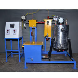Industrial Stainless Steel Separating & Throttling Calorimeter