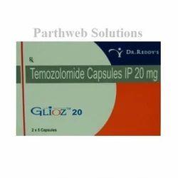 Glioz 20mg Capsules