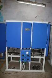Double Die Foil Dona Bowl Making Machine